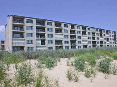 Photo for Ocean Trail 102-Oceanfront 55th St, Elev, W/D, AC