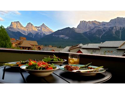Photo for Canadian Rockies Hideout Loft in Canmore, Alberta!