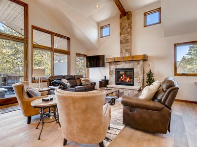 Photo for Immaculate 5BR Home w/ Private Mountain-View Hot Tub – Near Copper Mountain