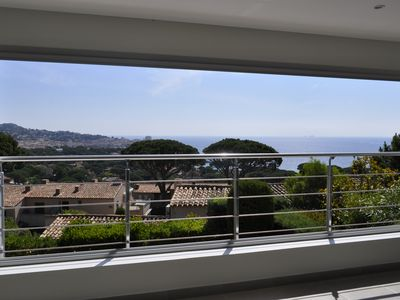Photo for PROMO 20JUIL-28JUIL MAGNIFICENT VILLA PANORAMIC SEA VIEW ON FOOT 5mn BEACHES