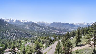 Photo for Fantastic Views - Gorgeous Views of Peaks in Rocky Mountain National Park -- EV #3132