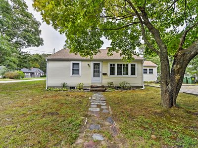 Photo for Cozy Yarmouth Home w/Private Deck - Walk to Beach!