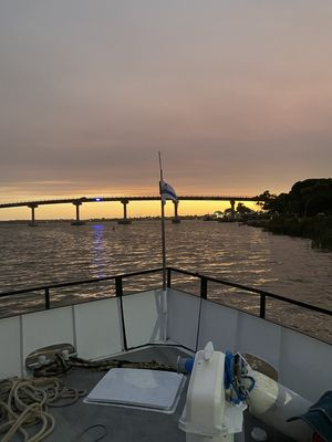 Photo for Modern  luxury 2BR Dutch barge, best location on the water in heart of Goolwa