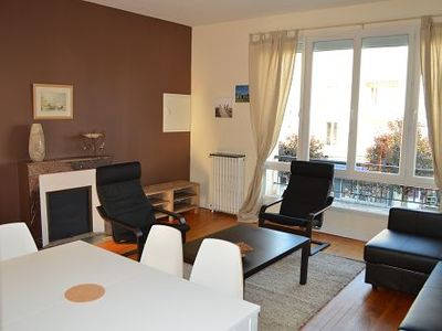 Photo for Comfortable apartment in downtown