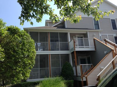Photo for Family Friendly Lakeview Upper Vista in Sea Colony West