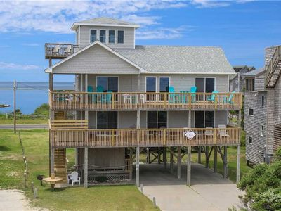 Photo for The Skipper's Catch  OCEANVIEW in Frisco w/HotTub