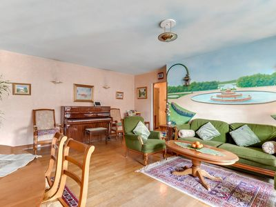 Photo for Spacious Flat with Terrace
