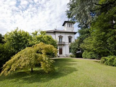 Photo for Exceptional 3-room-tower apartment in a beautiful Jugendstilvilla
