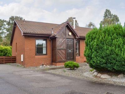 Photo for 2 bedroom property in Aviemore. Pet friendly.