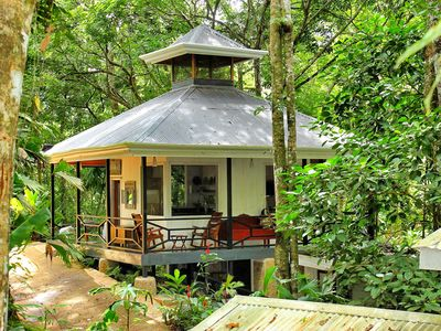 Photo for Your private suite in the middle of the jungle ! Perfect for couples & families