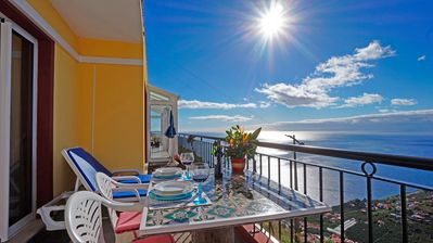 Photo for Breathtaking views holiday house with Heat and or air conditioning system