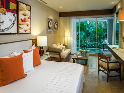 Photo for The Grand Bliss - Two Bedroom Suite - Riviera Maya