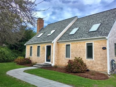 Photo for Nauset Beach House!  Central Air & Under 1 mile to the Beach