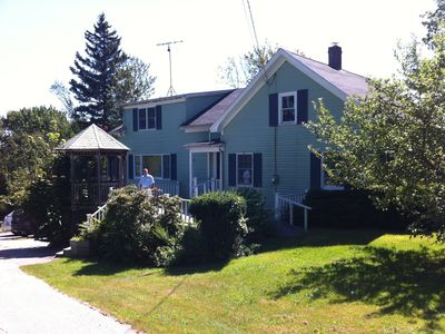 Photo for The Green House Homestead - Blue Hill Maine