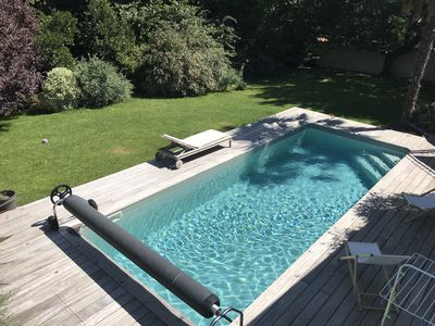 Photo for Architect house with heated pool