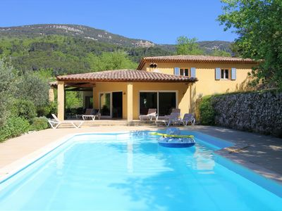 Photo for Luxury Villa, Sleeps 10, Quiet, Private Heated Pool, 5 Bedrooms 5 Baths