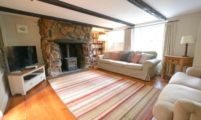 Photo for Berry Cottage | Character Property Nr Croyde | Pet Friendly | Budget | Hot Tub*