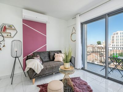 Splendid 2BDR& Balcony in Heart of the City- Even Israel