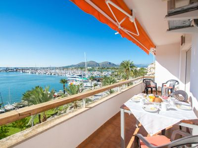 Photo for Apartment Antonia Sea Views in Port d'Alcúdia - 5 persons, 3 bedrooms