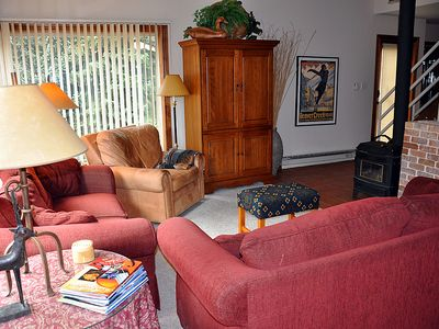 Photo for Affordable 1 Bedroom + Loft East Vail Condo #2E. Shuttle and Hot Tub.
