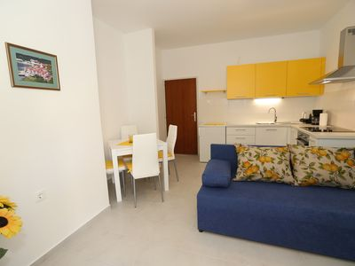Photo for Apartments & Rooms Jasna / Apartment Jasna 2 with Balcony and Sea View