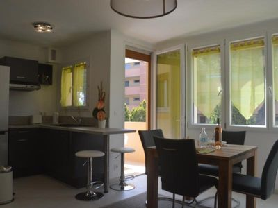 Photo for Apartment Fréjus, studio flat, 2 persons