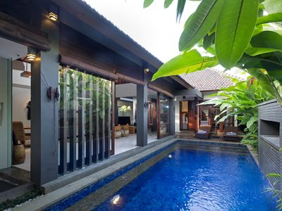 Photo for Luxurious Private Villa With Your Own Pool - Best Location In Seminyak