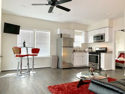 Photo for **Hot Houston Location** Close to Stadiums, Rail Station, Night Life!