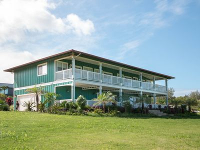 Photo for North Shore Country Estate - 17 Acres, AC, Sweeping Views