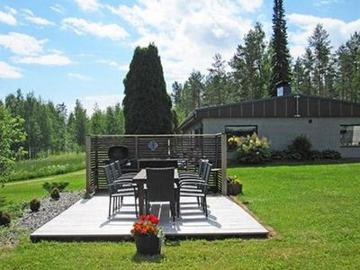 Photo for Vacation home Eerola in Mikkeli - 9 persons, 4 bedrooms