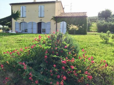 Photo for Villa Poggio al Sole near Orvieto, Umbria
