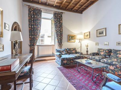 Photo for Apartment in the center of Rome with Internet, Air conditioning, Washing machine (367366)