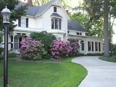 Photo for Trade up to this Historic Home with Game Tickets + Loads of Space, 5 mi to ND