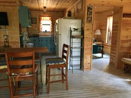 Photo for 1BR Cabin Vacation Rental in Gillham, Arkansas