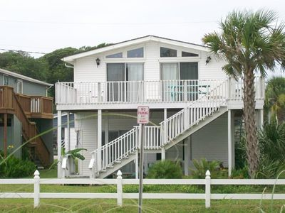 Photo for 1980 Lark 2 bedroom 2 bath pier home.