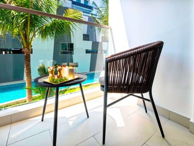 Photo for 5 Star Pool View - Beach Resort close to Walking Street