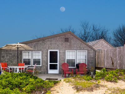 Puddin, the cutest cottage on South Beach.  The perfect get away for two.