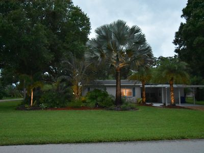 Photo for Comfy, cozy, relaxing  3 bed, 2 bath vacation home not far from the beach!!!