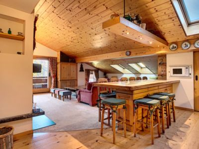 Photo for Magnificent Penthouse Verbier exceptionally located