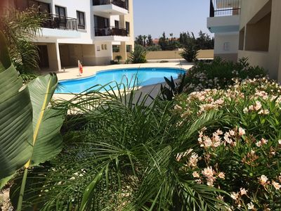 Photo for Luxury 3 double bedroom Apartment With Large 14m x 7m Shared Pool and Free WiFi