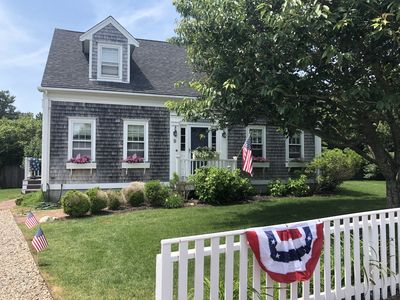 Photo for Charming Cape Cod with Neighborhood Pool and Tennis Courts