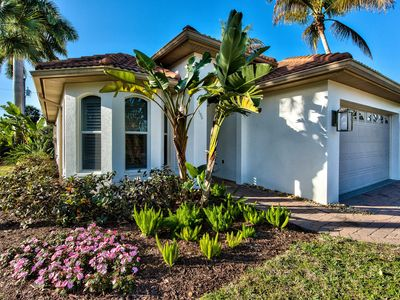 Photo for Beach Home, Newly Renovated Luxury Home,  Private Pool, Walk to the Vanderbilt Beach!