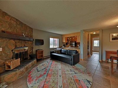 Photo for Modern mountain retreat with amenities building and on the shuttle route.