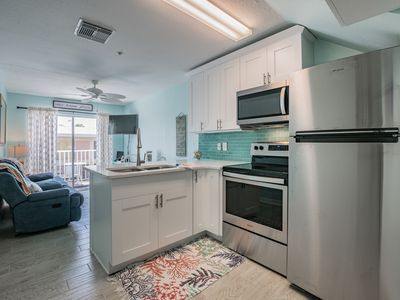 Photo for JUST RENOVATED! 2 Bedroom/2.5 Bath 2 Story Condo - Direct Gulf Access