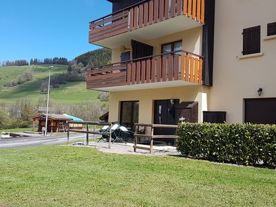 Photo for Apartment at the foot of the ski slopes, starting hiking, mountain biking