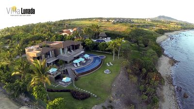 Photo for Ocean Front Villa in La Punta Estates next to St. Regis, Golf Cart, Cook,