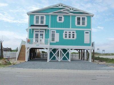 Photo for 1 Fine Day - Enjoy Oceanfront Living with Private Pool!