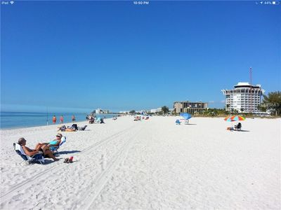 Photo for Newly renovated 1 bed at Sylvette Condominiums, St. Pete Beach