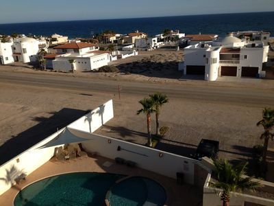 Photo for 2 Bedroom Condo W/ POOL in Private, GATED COMPLEX in LAS CONCHAS!---Sleeps 6