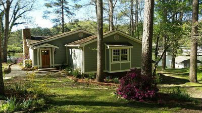 Photo for 3BR Cabin Vacation Rental in Guntersville, Alabama